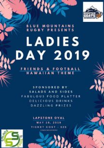 Open news item - 2019 Ladies Day